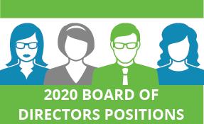 2020 Board of Directors Positions