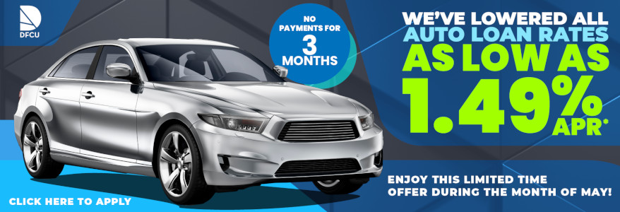 Auto Loans as low as 1.49% APR*