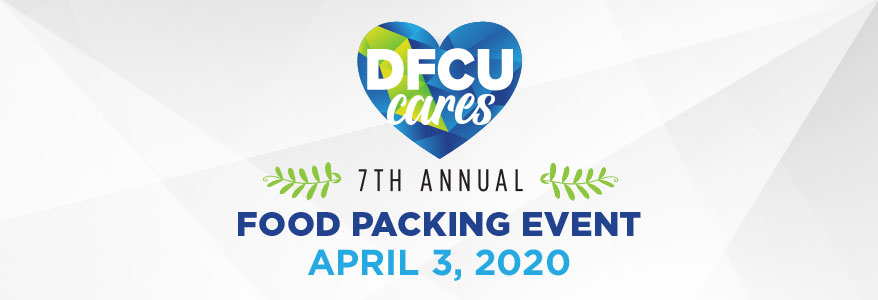 7th Annual Food Packing Event