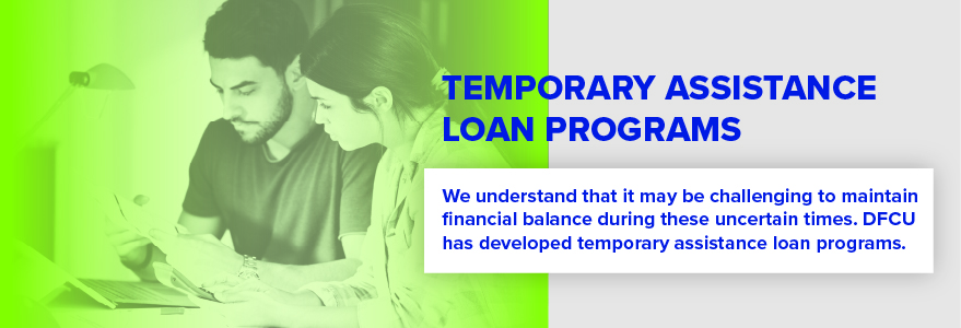Temporary Assistance Loan Programs