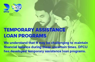 Temporary Assistance Loan Programs