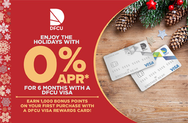 Credit Cards - 0% APR for 6 months