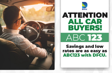 Limited-time extra-low savings on auto loans