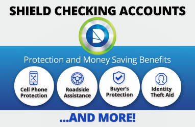 Shield Checking Accounts
