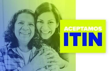 Aceptamos ITIN