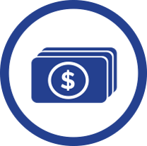 Cuentas De Cheques icono